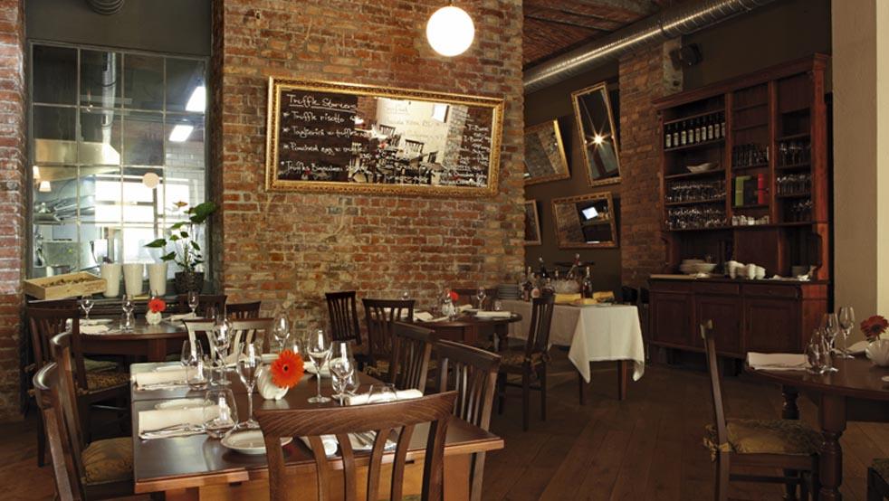 Prague Dining | La Finestra in Cucina