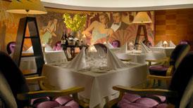 Alcron Fine Dining Restaurant