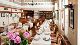 Amici Miei Fine Dining Restaurant