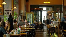 Kolkovna Olympia - Pilsner Urquell Restaurant | Czech Food