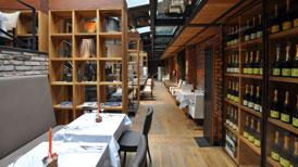 Bilkova 13 - Italian Restaurant