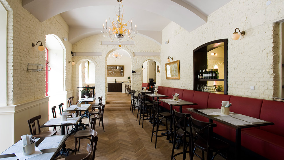Prague Dining La Gare French Gastronomy